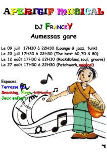 DJ Francky - apéritif musical