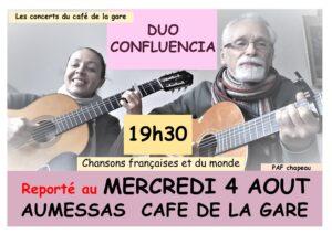 Confluencia - concert